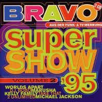 Cover  - Bravo Super Show '95 - Volume 2