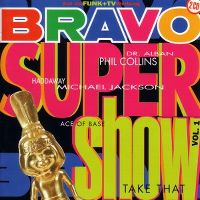 Cover  - Bravo Super Show Vol. 1