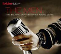 Cover  - Brigitte Musik - The Men - Tolle Männer. Starke Stimmen. Grosse Songs.