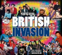 Cover  - British Invasion