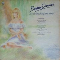 Cover  - Broken Dreams - 28 Heartbreaking Lovesongs
