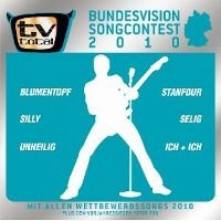 Cover  - Bundesvision Songcontest 2010