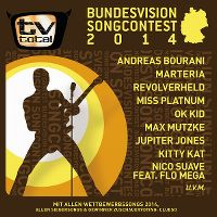 Cover  - Bundesvision Songcontest 2014