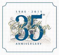 Cover  - Café del Mar - 35th Anniversary