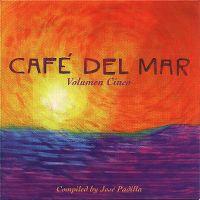 Cover  - Café del Mar - Volumen cinco