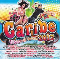 Cover  - Caribe 2012 - El disco de verano