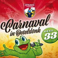 Cover  - Carnaval in Oeteldonk deel 33