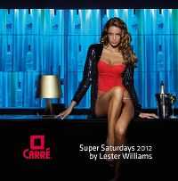 Cover  - Carré Super Saturdays 2012 By Lester Williams