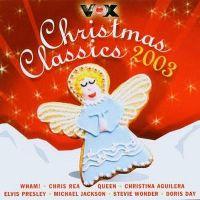 Cover  - Christmas Classics 2003