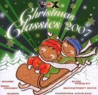 Cover  - Christmas Classics 2007