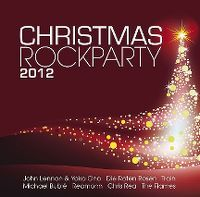Cover  - Christmas Rockparty 2012