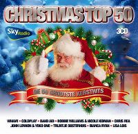 Cover  - Christmas Top 50 - De 50 grootste kersthits