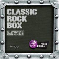 Cover  - Classic 21 - Classic Rock Box Live!