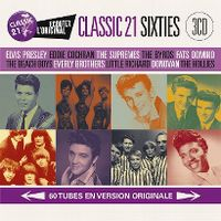 Cover  - Classic 21 Sixties