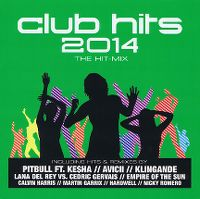 Cover  - Club Hits 2014 - The Hit-Mix