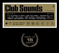 Cover  - Club Sounds - Best Of 15 Years