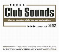 Cover  - Club Sounds - Best Of 2012