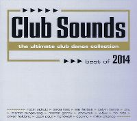 Cover  - Club Sounds - Best Of 2014