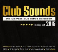 Cover  - Club Sounds - Best Of 2015