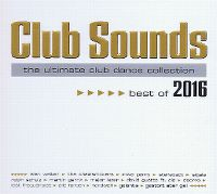Cover  - Club Sounds - Best Of 2016