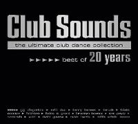 Cover  - Club Sounds - Best Of 20 Years