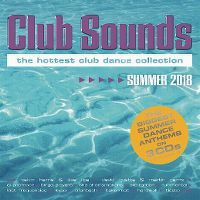 Cover  - Club Sounds - Summer 2018
