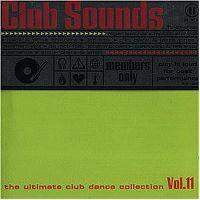 Cover  - Club Sounds Vol. 11