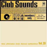 Cover  - Club Sounds Vol. 20