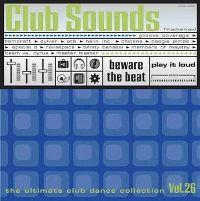 Cover  - Club Sounds Vol. 26