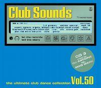 Cover  - Club Sounds Vol. 50