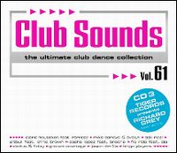 Cover  - Club Sounds Vol. 61