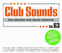 Cover  - Club Sounds Vol. 63