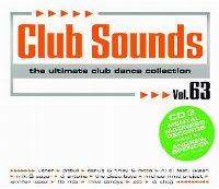 Cover  - Club Sounds Vol. 63