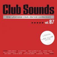 Cover  - Club Sounds Vol. 87