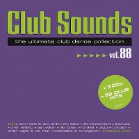 Cover  - Club Sounds Vol. 88