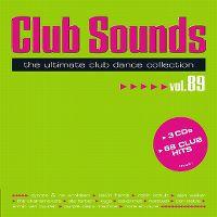 Cover  - Club Sounds Vol. 89