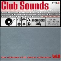 Cover  - Club Sounds Vol. 8