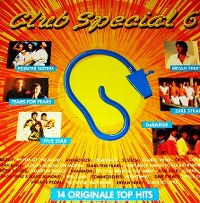 Cover  - Club Special 6