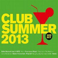 Cover  - Club Summer 2013