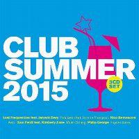 Cover  - Club Summer 2015