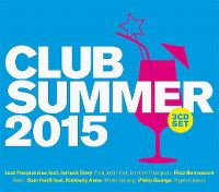Cover  - Club Summer 2015