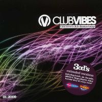 Cover  - Club Vibes 01.2009 - Tomorrow's Club Classics Today