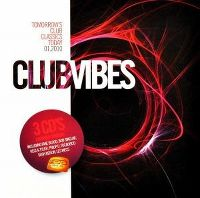 Cover  - Club Vibes 01.2010 - Tomorrow's Club Classics Today
