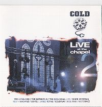 Cover  - COLD: Live At The Chapel 2