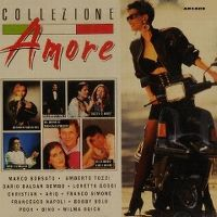 Cover  - Collezione amore
