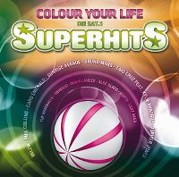 Cover  - Colour Your Life - Die Sat.1 Superhits