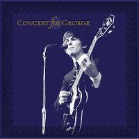 Cover  - Concert For George