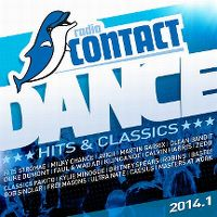 Cover  - Contact Dance Hits & Classics 2014.1