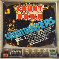 Cover  - Countdown Chartbusters Vol.1