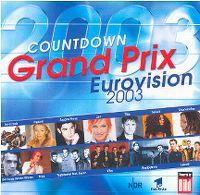 Cover  - Countdown Grand Prix Eurovision 2003